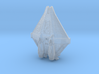 scifi Narciss shuttle flight mode 3d printed