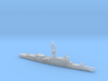 1/1800 Scale Baleares class Missile Frigate 3d printed