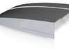100x70x20 Deflektor for Bruder Sprinter BF3 Specia 3d printed