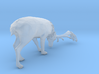 HO Scale Grazing Deer 3d printed This is a render not a picture