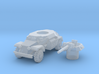sdkfz 221 scale 1/160 3d printed