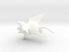 Winged Rat 3d printed