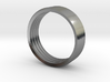 Penta Band Ring (4 Bands) by V DESIGN LAB 3d printed