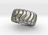 Wavy Ring 3d printed
