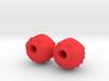 Blowfish Valve Caps - Presta Tires 3d printed