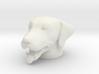 Dog - Panting 3d printed