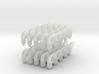 1:160 Cowl Ventilator - 50ea 3d printed