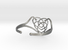 Celtic Motherhood Knot Braclet 3d printed