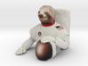 Astronaut Sloth 3d printed