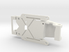 Chassis BRM / TTS Ford Escort MK1 Long Can Motor 3d printed