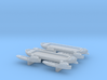 Barges and Launches 3d printed