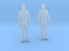 WW II Army Infantry Standing Pose 3 3d printed