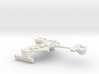 3788 Scale Klingon D6P Gunboat/PF Tender WEM 3d printed