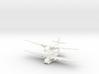 Me-323E2/WT German Gun Ship- Global War - (Qty. 2) 3d printed