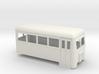 009 short single-ended railbus  3d printed