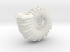 Ammonite 3d printed
