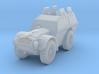 Autocarro Protetto (shields) 1/200 3d printed
