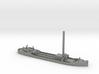 1/2400 Scale Small 255 foot Tanker Halawa 3d printed
