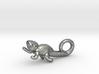 Chameleon Pendant 3d printed