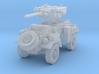 Humber Mk II 1/160 3d printed