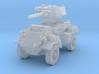 Humber Mk IV 1/200 3d printed