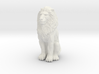 Lion - Seated 1:48 3d printed