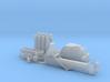 HO/1:87 Mini Crawler Crane Set A kit 3d printed