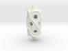 Gaudí Chimney Pendant Type A 3d printed