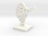 PixFig: Doom - Space Marine 3d printed