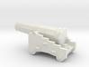 1/48 Scale 24 Pounder Naval Gun 3d printed