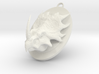 Styracosaurus head mount 3d printed