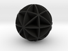 DRAW geo - sphere 48 cut outs 3d printed