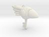 Bird Key Pendant 3d printed