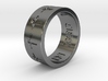 36 IN GOD WE TRUST Ring Size 8 3d printed