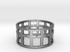 28 Cross ring V9 Ring Size 7 3d printed