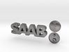 Saab Keychain Lanyard 3d printed