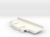 KCLD009 Delta TT02 Skidplate 3d printed