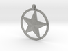 Star charm 3d printed