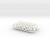 Sphere Earrings 3d printed