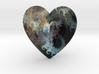 Fractal Heart Bauble 1 3d printed