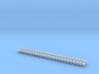 Railpotjes 50 stuks (1:87) 3d printed