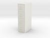 1:24 File Cabinet 3d printed
