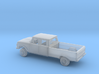 1/160 1966 Ford F Series Crew Cab Long Bed Kit 3d printed