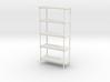 1:24 Industrial Shelf 3d printed