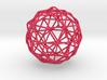 Medium Nested Polyhedra 3d printed