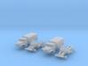 SET 2x Ural-4320 (N 1:160) 3d printed