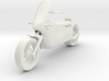 motorcycle 3d printed