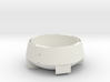 Life3D Weather Balloon Capsule - Base Section 3d printed