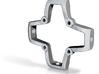 LED Gems quad link 3d printed