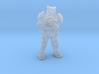Space Owl Warrior 3d printed